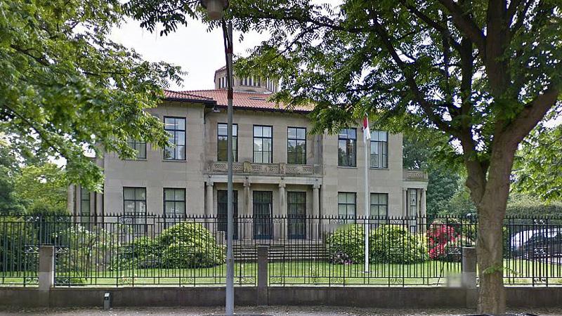 Japanse Ambassade Den Haag