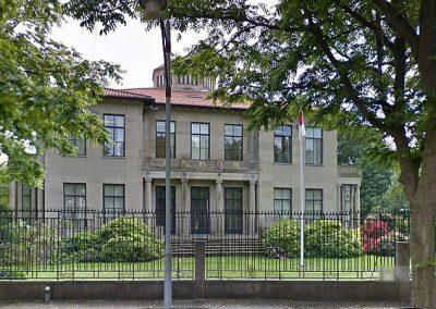 Japanse Ambasade Den Haag