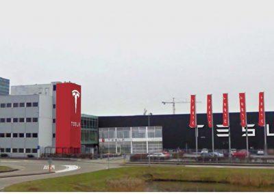 Tesla Amsterdam 2