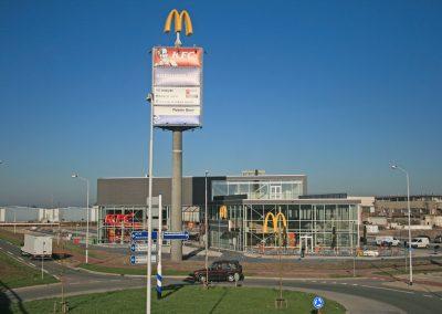 McDonald's | KFC Zaandam-Zuid (Netherlands)